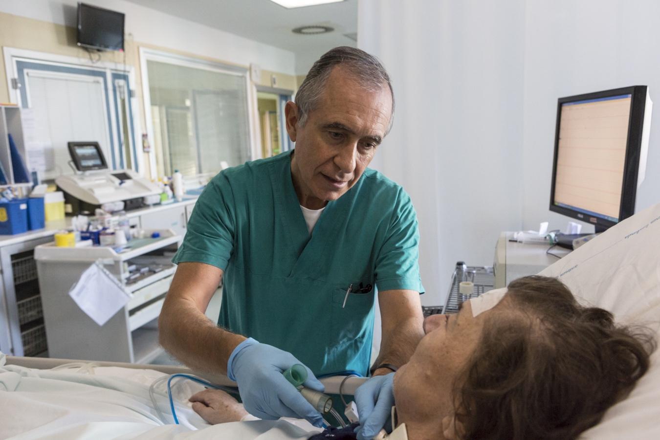 Un raparto di Terapia sub-intensiva della Maugeri