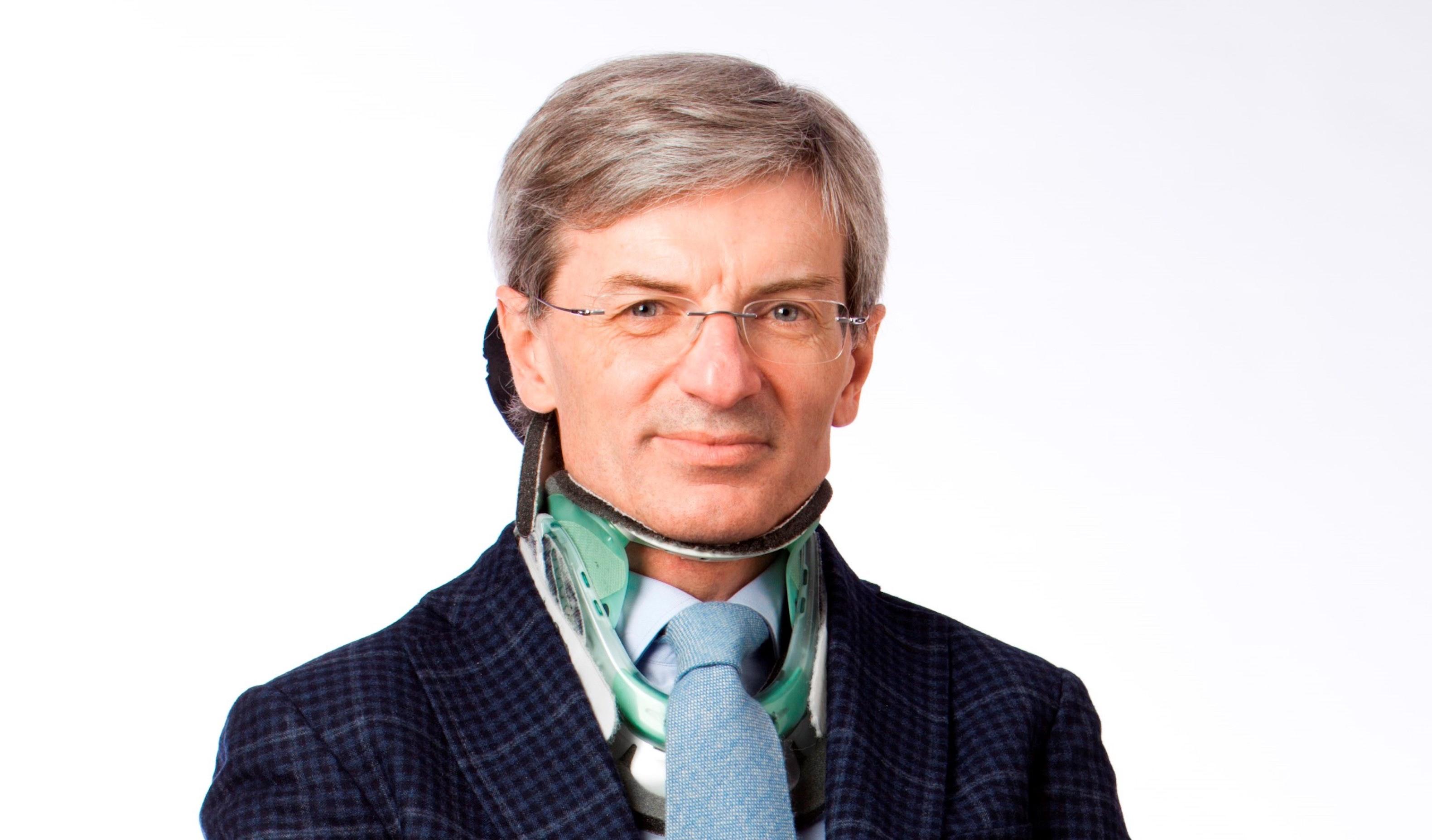 Mario Melazzini, amministratore delegato di ICS Maugeri