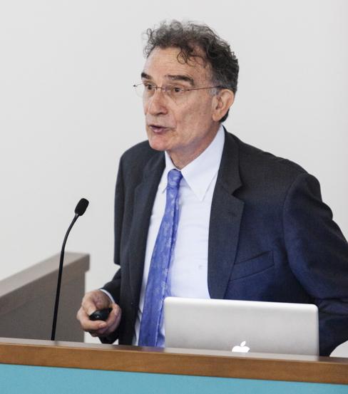 Gianni Giorgi, amministratore delegato di ICS Maugeri