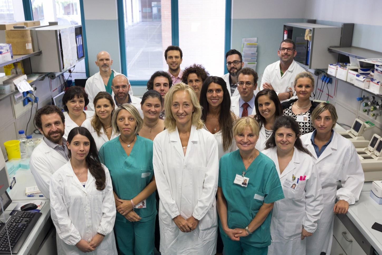 Il team di Cardiologia molecolare