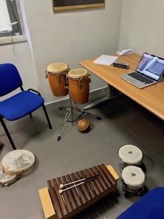 Laboratorio di ricerca in Musicoterapia