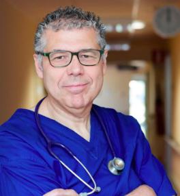 Michele Vitacca, primario di Pneumologia all'IRCCS Maugeri Lumezzane