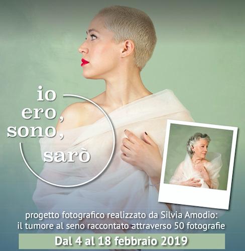 L'immagine della mostra di Silvia Amodio