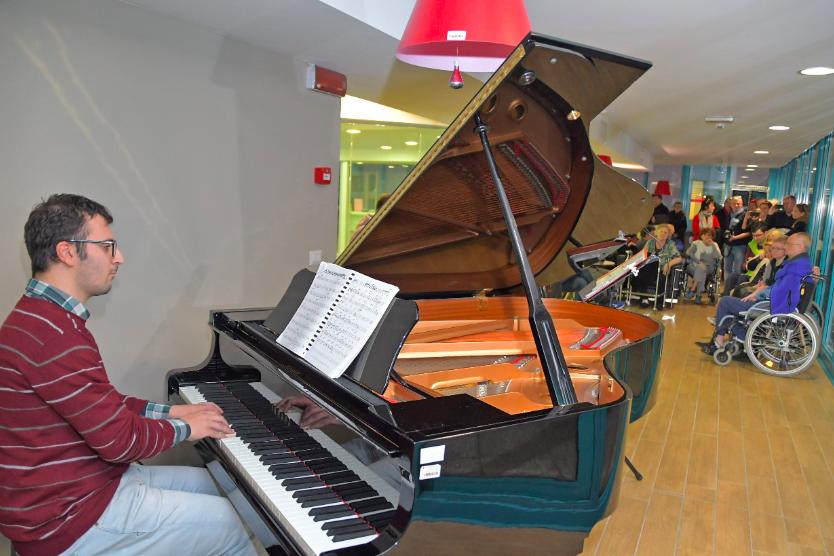 Pomeriggio jazz nell'Area Lounge dell'IRCCS Maugeri Pavia