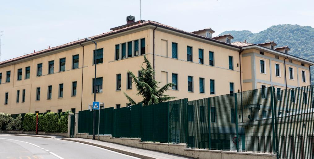 La sede dell'IRCCS Maugeri di Lumezzane (Bs)