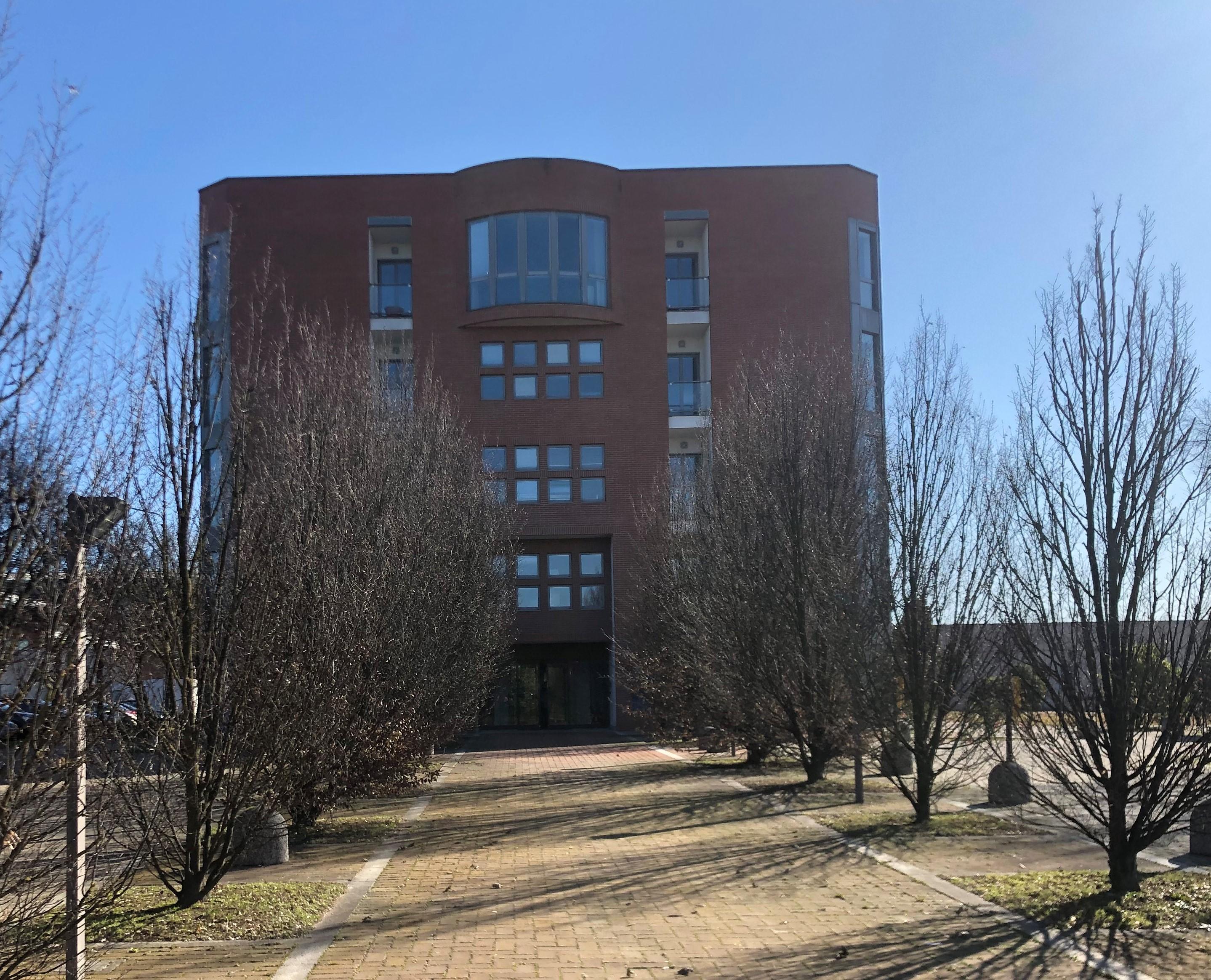 ICS Maugeri, la palazzina della Direzione generale a Pavia